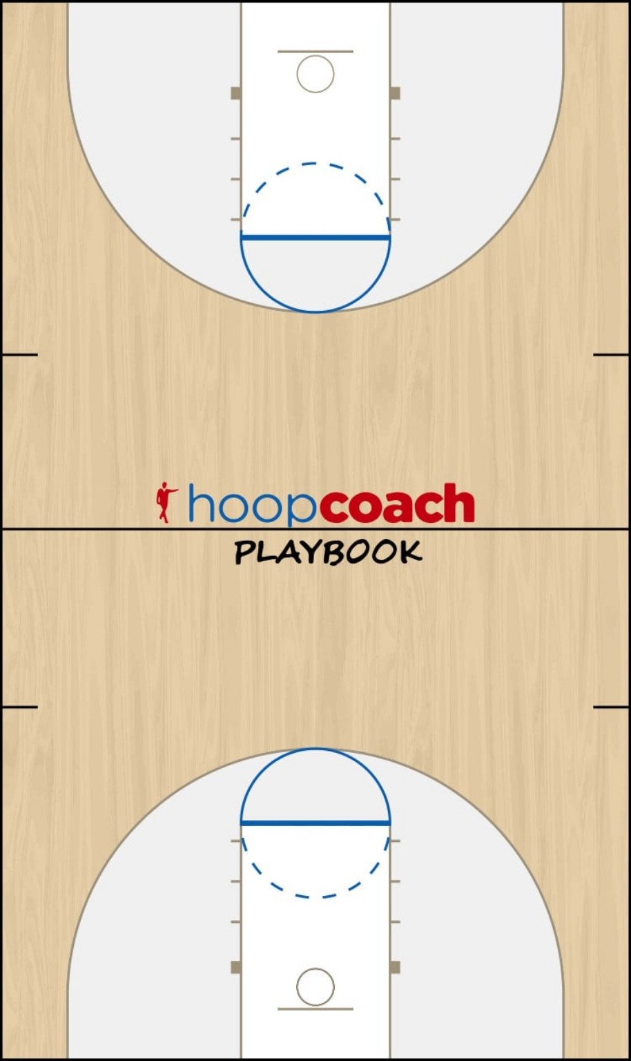 Basketball Play pere1 Man to Man Set