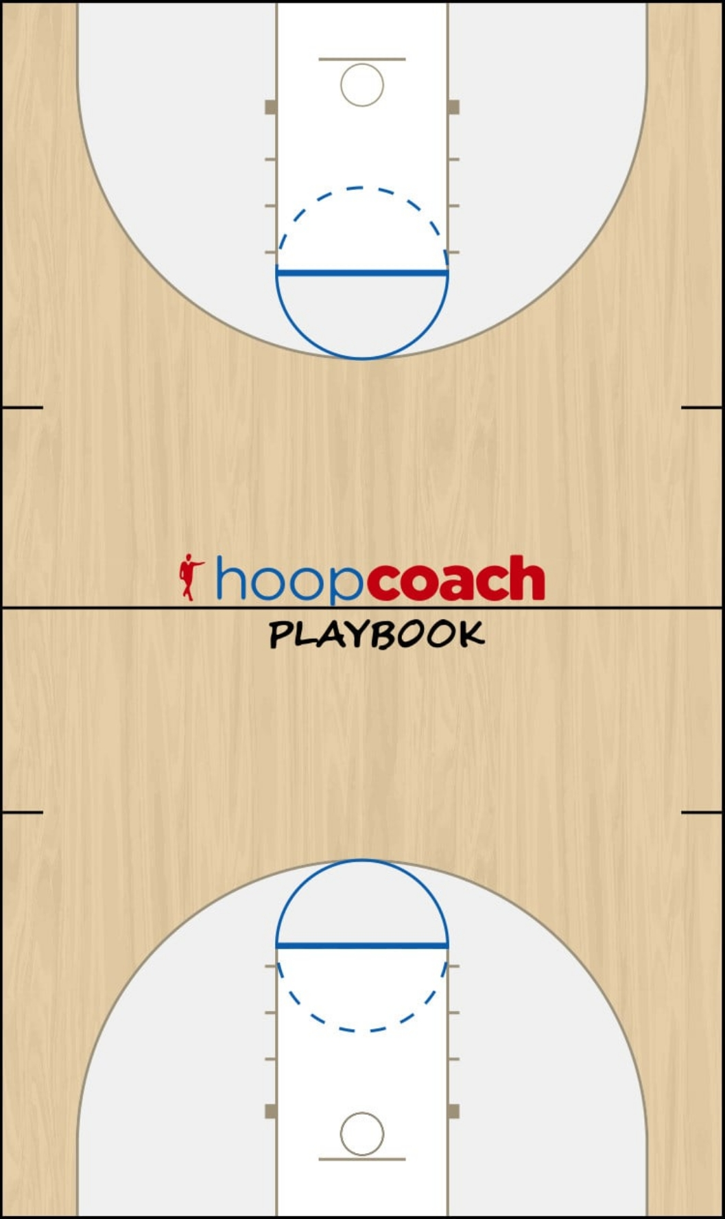 Basketball Play box Man Baseline Out of Bounds Play fade