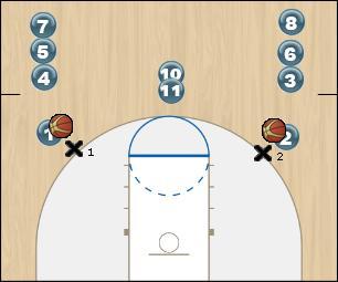 Basketball Play Infinite Athletics