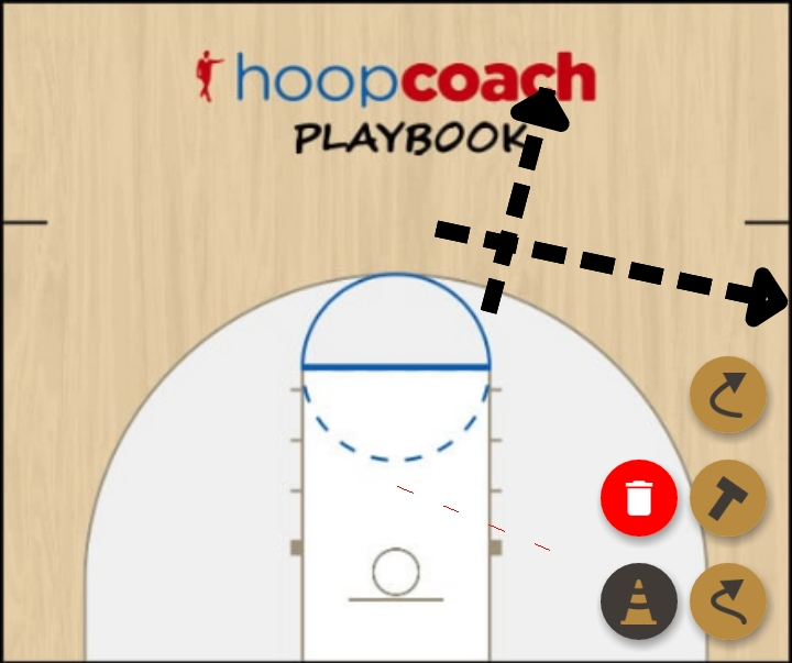Basketball Play rocket Uncategorized Plays zone offence