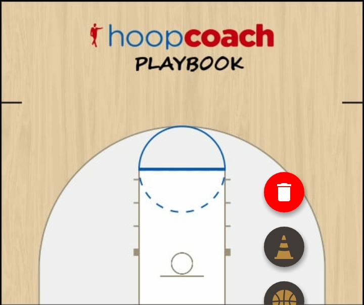 Basketball Play ohio Man to Man Set 5 out