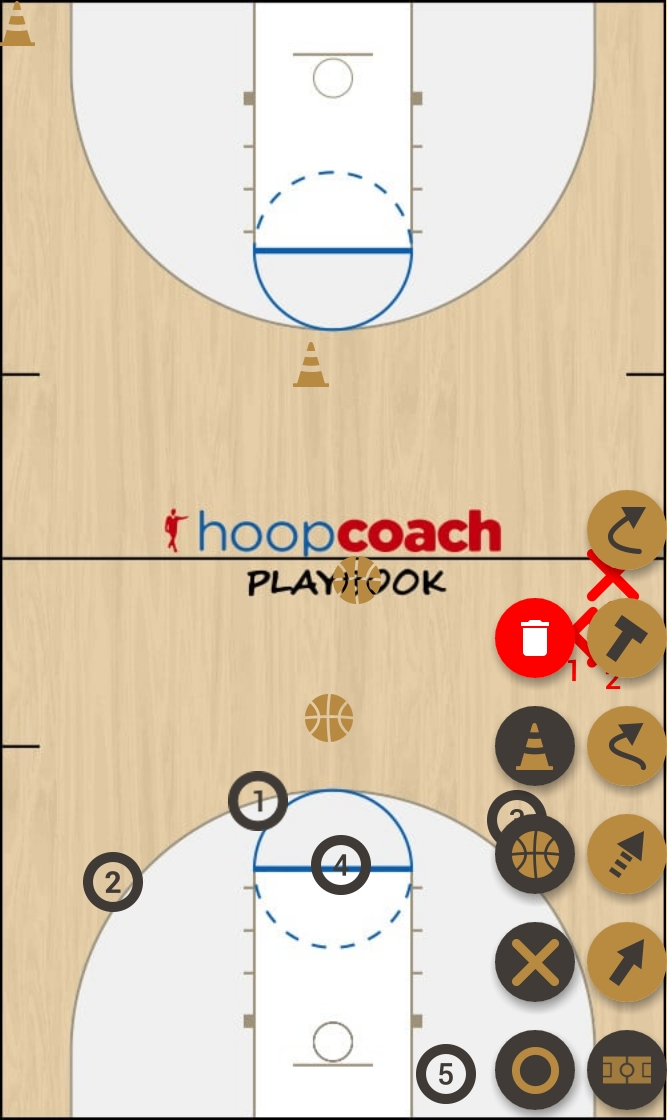 Basketball Play et Man to Man Set