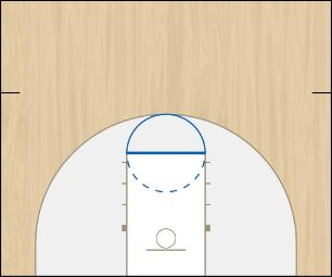 Basketball Play geert Quick Hitter