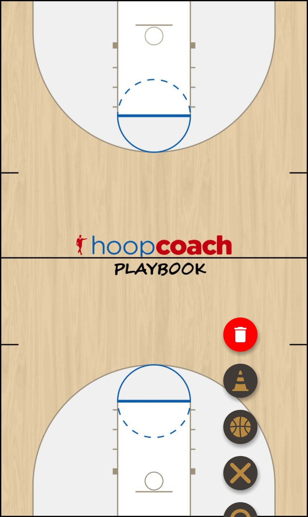 Basketball Play Blob zone   Zone Baseline Out of Bounds