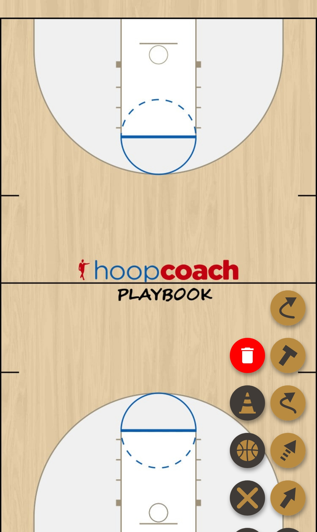 Basketball Play test  Zone Play