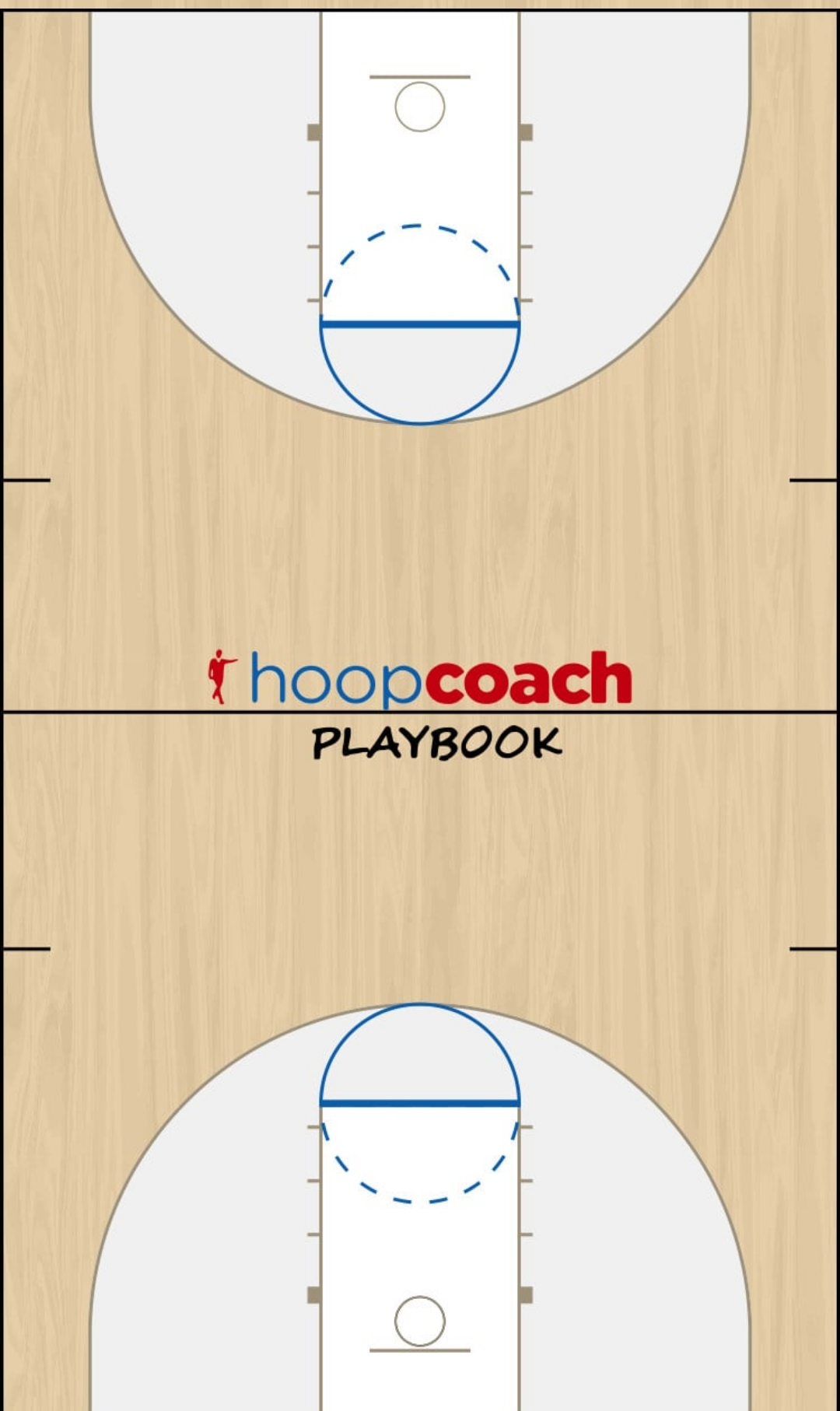 Basketball Play Storm Man to Man Offense