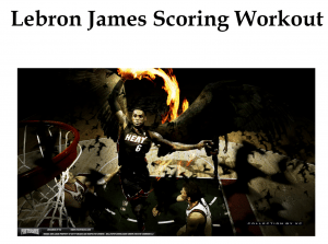 lebron-scoring-workout