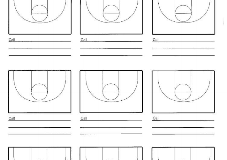 nine court basketball court diagram  u2013 hoop coach