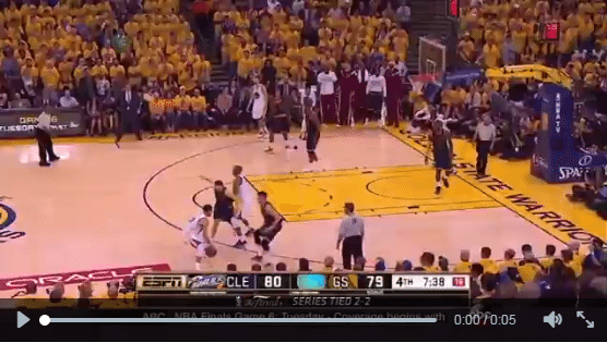 stephen curry step back 3