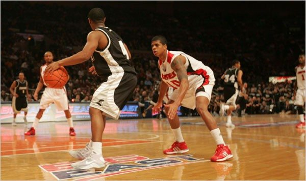 Basketball Traps
