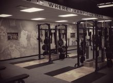 Michigan Weight Room