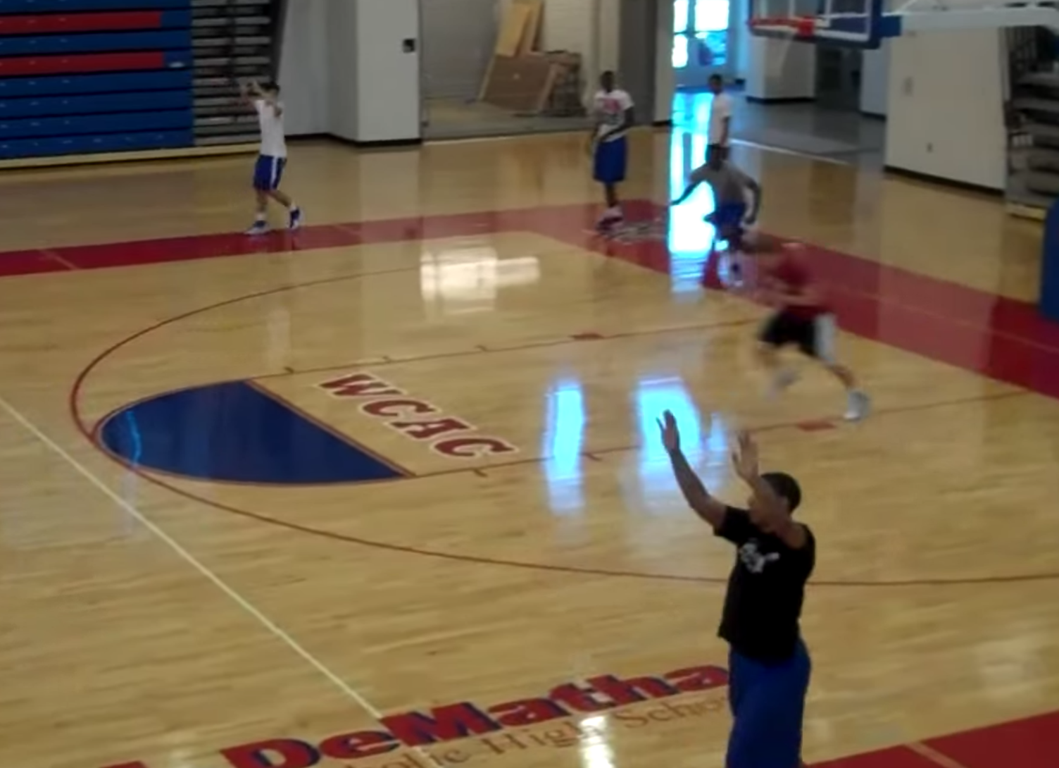 Competitive Conditioning Drill