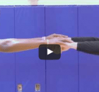 hand quickness drill