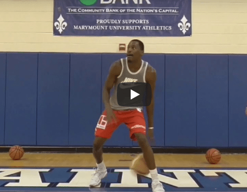 Two Ball Reaction Ball Handling Video