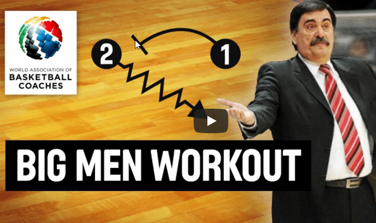 Big Man Workout